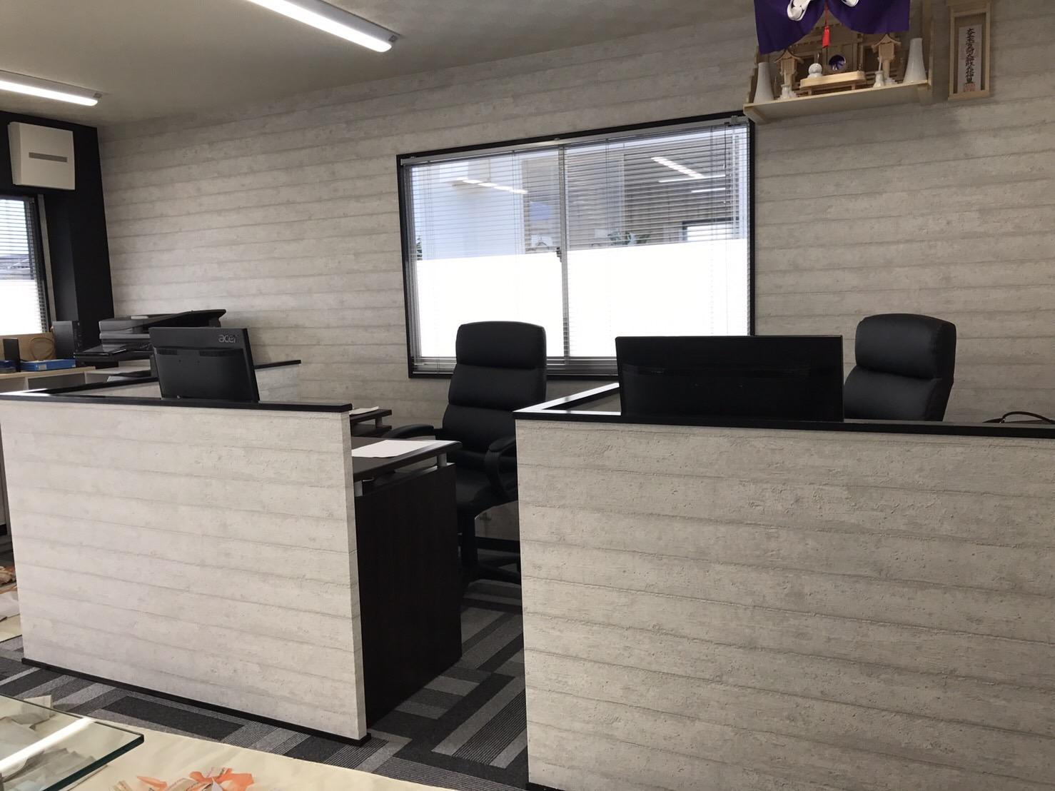 新設事務所のリフォーム04